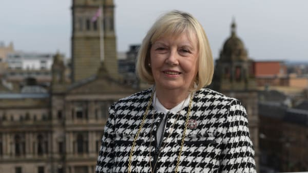 Leading Entrepreneur and Philanthropist May Storrie CBE as the first female Lord Dean of Guild
