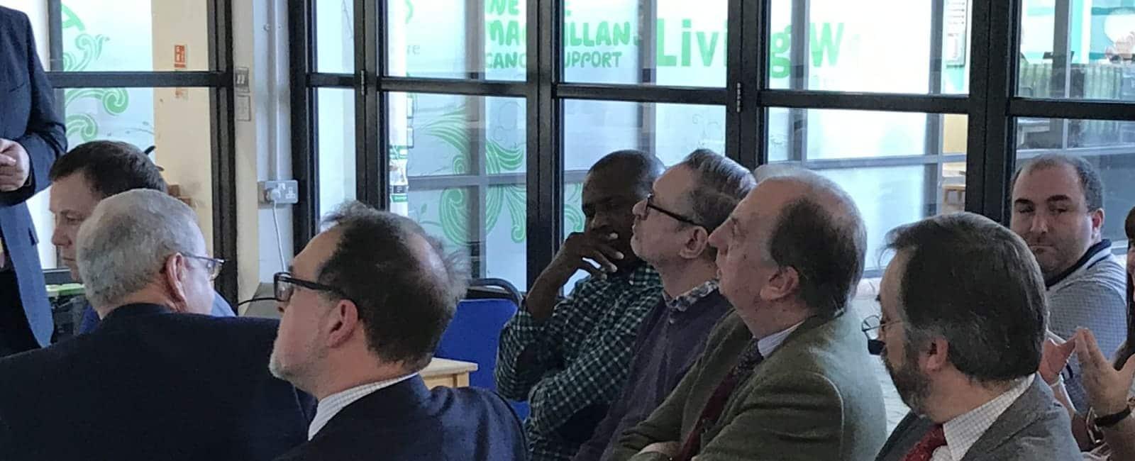 Paisley Funding Spotlight Session