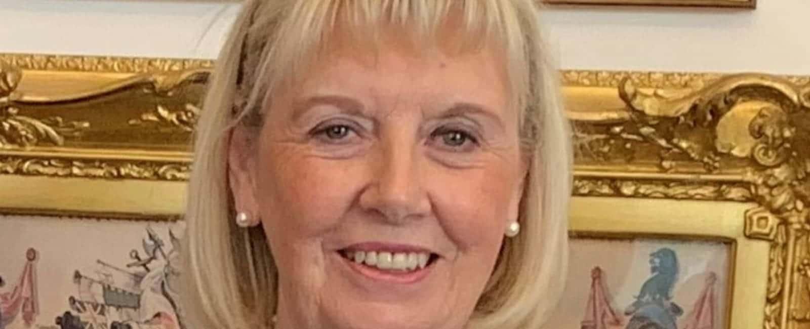 Vice Dean May Storrie CBE