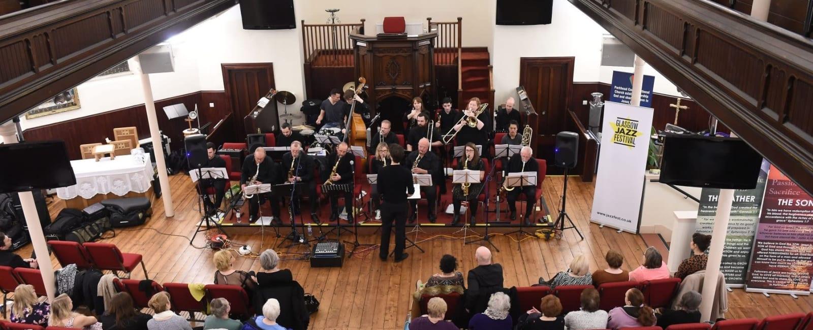 Glasgow International Jazz Festival LTD