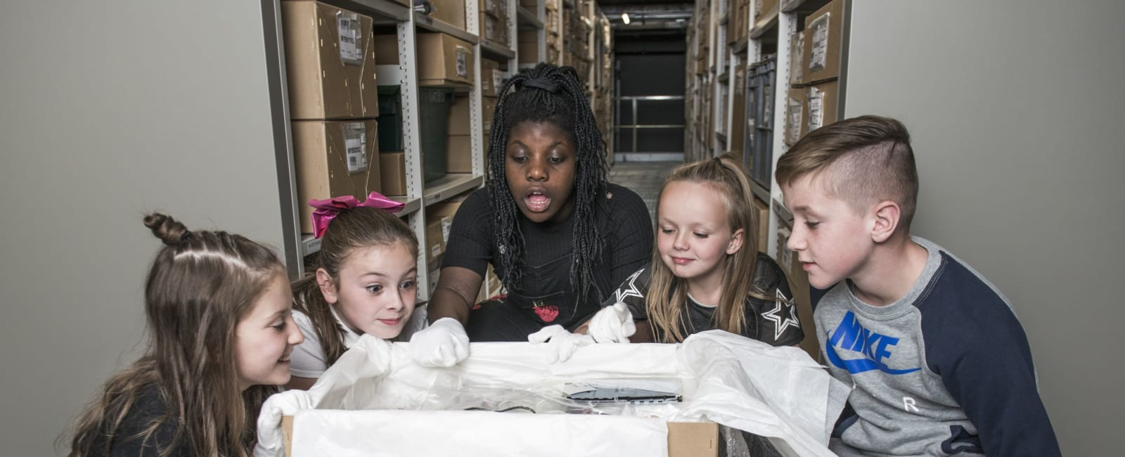 Grant Award to Support School Visits to Refurbished Burrell Collection